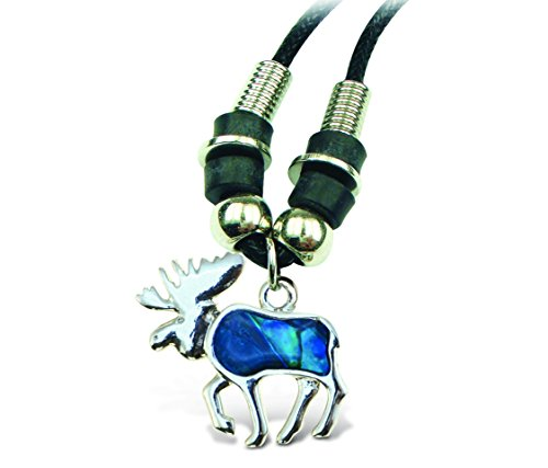 WeGlow International Wild Style Necklaces - Moose - 1