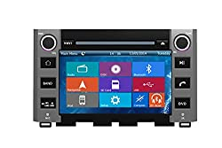 See Crusade Car DVD Player for Toyota Tundra 2014- Support 3g,1080p,iphone 6s/5s,external Mic,usb/sd/gps/fm/am Radio 8 Inch Hd Touch Screen Stereo Navigation System+ Reverse Car Rear Camara + Free Map Details