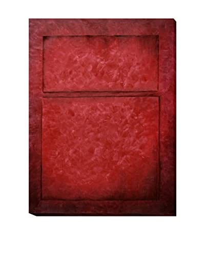 Mark Rothko Red On Red Gallery-Wrapped Reproduction
