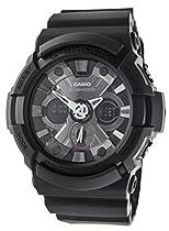 Casio GA-201-1AER Mens G-Shock Black Watch