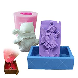 EZ-SIL Silicone Rubber, Translucent, Shore A 25 (Gallon kit(17.6lbs)) (Color: Translucent, Tamaño: gallon kit(17.6lbs))