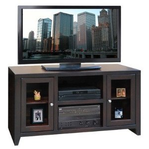 "Legends Furniture BL-1227 Brooklyn Loft 52"" TV Stand in Brown Cherry"