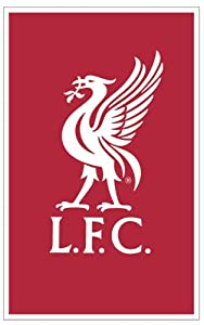 official licensed Football Crest Team FC Rug / Mat - Non Slip Mat (liverpool fc)