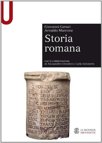 Storia romana PDF