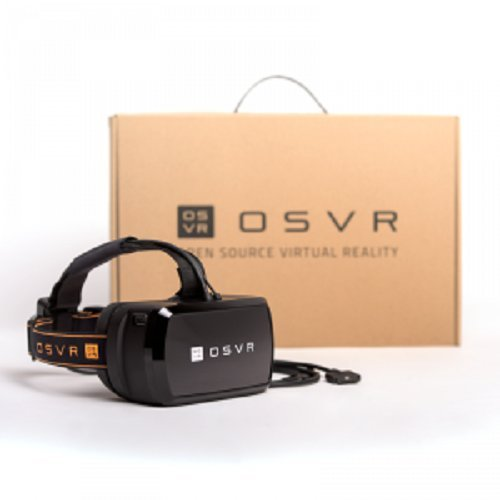 Osvr Virtual Reality Hacker Development Kit Is an Alternative to Oculus Dk2!