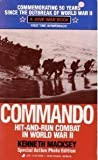 Commando:hit & Run Co (0515102687) by Macksey, Kenneth