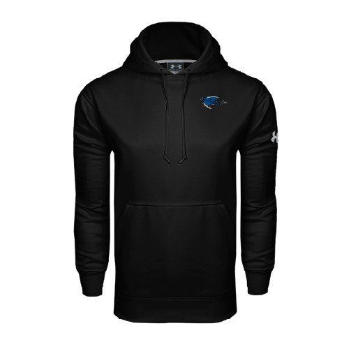 Cape Fear Under Armour Black Performance Sweats Team Hood 'Sting Ray'