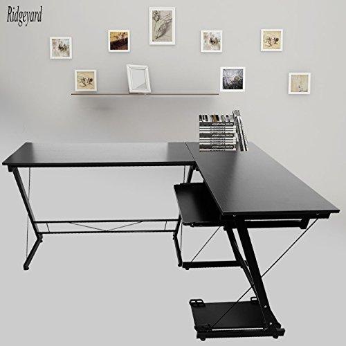 Ridgeyard-Ecke-Computer-Schreibtisch-L-frmigen-Ecke-Workstation-Home-Office-Studie-Student-Tisch-Schreibtisch-Kinder-Schule-Begriff-Studie-GeschenkGegenwart
