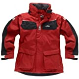 Gill Men's Coast Jacket Red/Graphite IN12J