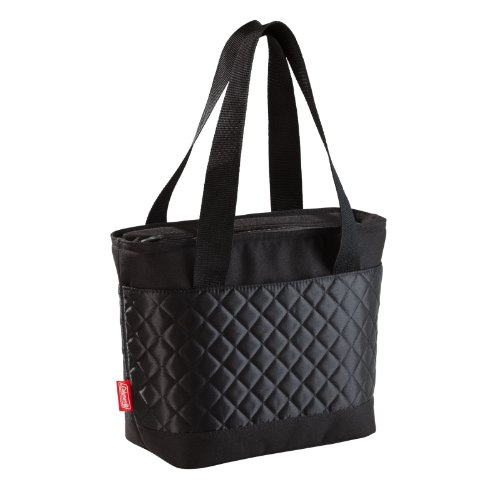 Coleman Cooler C006 Soft 9 Can Fash Tote, Black