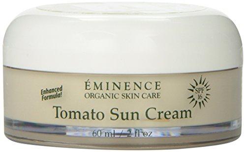 Eminence Organic Skincare. Tomato Summer Sun Cream SPF16