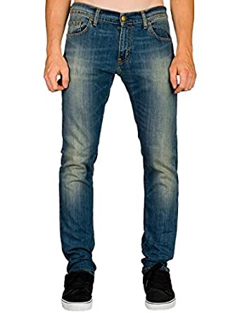 Carhartt Jeans Rebel (31-32, blue coast washed)