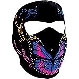 ZANheadgear Neoprene Butterfly Face Mask