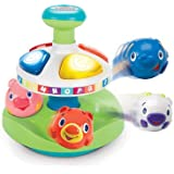 Bright Starts Having a Ball Alphabet Pop Top (Discontinued by Manufacturer)