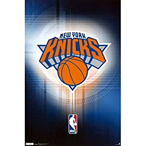 Knicks - Logo 2011 Poster Poster Print, 22x34