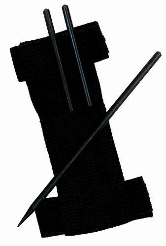 Whetstone Cutlery Rthomas Ninja Machete With Nylon Carrying Case Sword