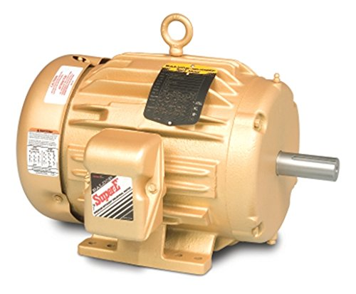 25Hp 3515Rpm 256T Frame Tefc 208-230/460 Volts Baldor Electric Motor # Em4118T