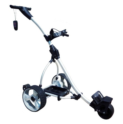 2013 BENTLEY REMOTE CONTROL ELECTRIC GOLF TROLLEY CADDY CART 200w 36 HOLE
