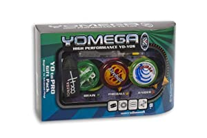 Yomega 3 Piece Gift Set