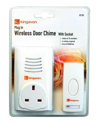 kingavon-bb-dc105-plug-in-wireless-door-chime-with-socket