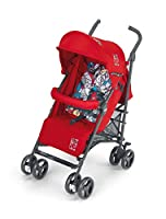 Pushchair Cam Flip C24 - ROSSO C/STAMPA from Cam