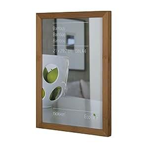 nielsen cadre bois ecocare a4 21x29 7 cm bambou. Black Bedroom Furniture Sets. Home Design Ideas