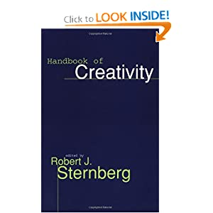 Handbook of Creativity: Robert J. Sternberg PhD: 9780521576048: Amazon