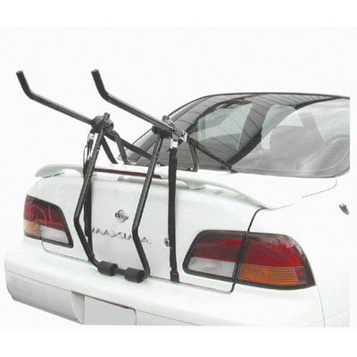 Sunlite Bicycle 3-Bike Trunk Mount Rack