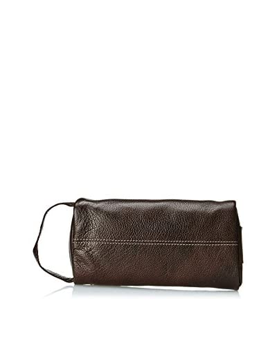 Timberland Men's Milled Leather Cord Case