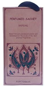 Auroshikha Sandal Perfumed Sachet Hand Made 30gm
