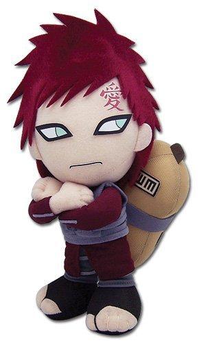 GE Entertainment Naruto Shippuden 8″ Gaara Plushie image