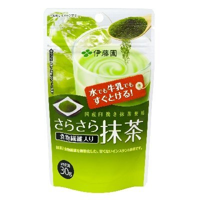 Itoen - Sara Sara Matcha (Green Tea Powder For Cooking), 1.05Oz