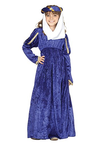 RG Costumes 91226-P-S Renaissance Princess Costume - Pink - Size Child Small 4-6