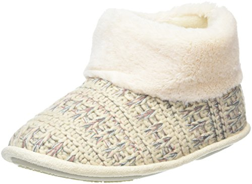 isotoner-women-knitted-pillowstep-bootie-hi-top-slippers-beige-beige-pink-7-uk-40-eu