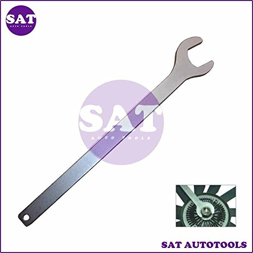 32mm BMW/GM Fan Clutch Nut Wrench Water Pump Hub Holding Holder Removal Tool