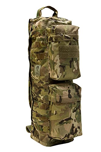 S.O. Tech SGB-X-MC Sling Go Bag, Extended, Multicam