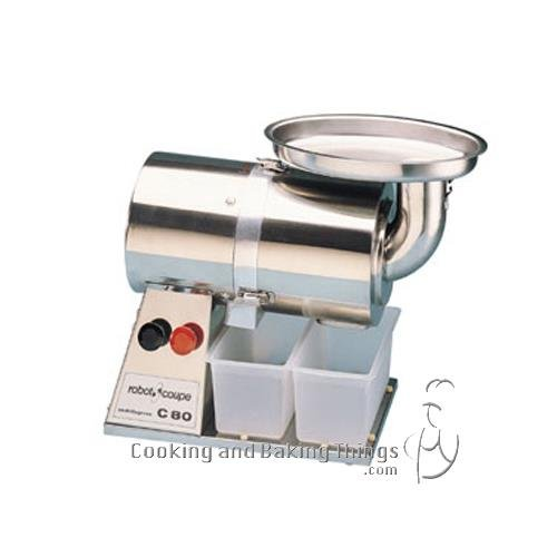 Robot Coupe C80 Automatic Sieve Centrifugal Juicer