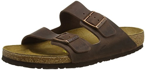 Birkenstock Unisex Arizona 2-Strap Cork Footbed Sandals