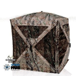 Ameristep Cross Bones Blind (Camo)