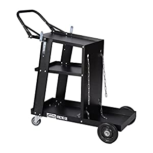 Giantex Welder Welding Cart Plasma Cutter MIG TIG ARC Universal Storage for Tanks by Giantex