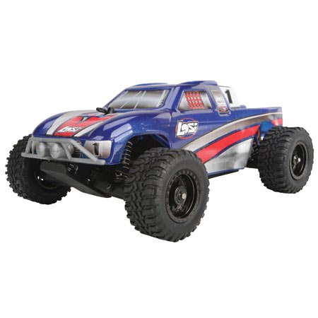 Team Losi 1/36 Micro-Desert RC RTR Truck