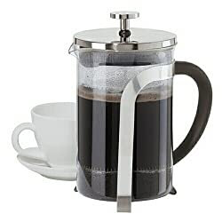 3 Cup Borosilicate French Press Coffee Maker