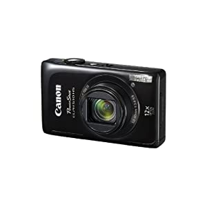 Canon PowerShot ELPH 510 HS 12.1 MP CMOS Digital Camera