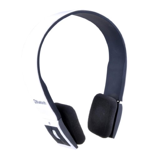 Victsing Sports Over The Head Wireless Bluetooth Stereo Headset Headphone For Iphone 5 5G 5S 4S 4 Ipad 4 3 2 Ipad Mini Samsung Galaxy S4 Siv S3 Siii S2 Sii S1 Note 3 Note 2 Note 1 Htc One M7 Sony Xperia Z L36H L36I Nokia Lumia 925 Lg Optimus G Nexus 4 7 1
