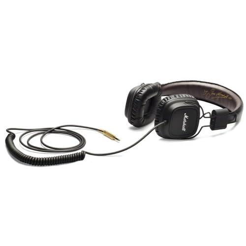 ヘッドホン おしゃれ Marshall Headphone MAJOR BKをおすすめ