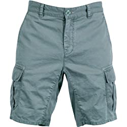 Lost Das Cargo Men's Short Fashion Pants - Army