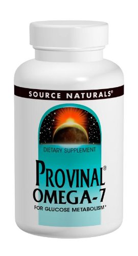 Provinal Omega-7, For Glucose Metabolism (Omega 7 Supplement compare prices)