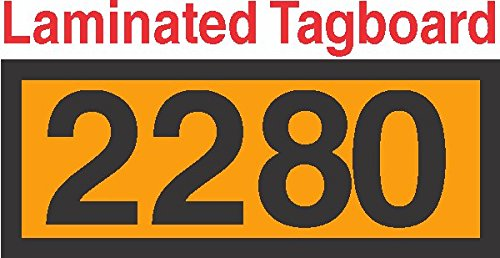 GC Labels-TOPZR2280, UN2280 Tagboard DOT Orange Panel, Package of 100 Panels coupon codes 2016