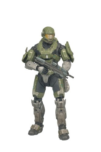 McFarlane Toys Halo Reach Series 1 Spartan Action Figure (Halo Reach Spartan Action Figures compare prices)