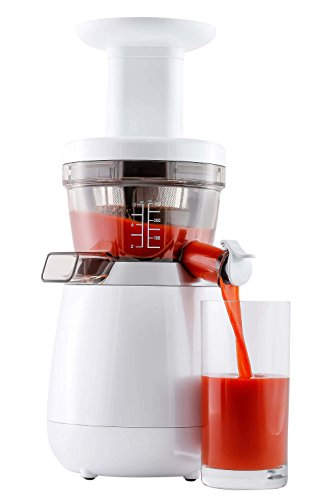Slow Juicer Hurom Hp Series : HUROM Personal Series HP Slow Juicer, White Masticating Juicer Reviews